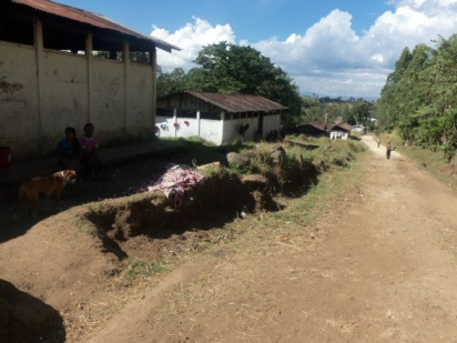 Homes of our Guatemala indigenous community